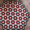 Crochet Christmas Tree Skirt | FaveCrafts.com