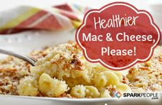 10 Healthy Ways to Cook Up Mac 'n' Cheese