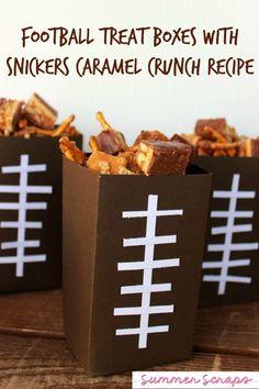 SNICKERS Caramel Crunch Recipe - Summer Scraps