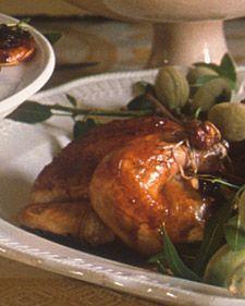 Tuscan-Roast Turkey Breast | Recipe