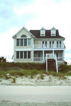 East coast beach house