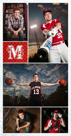 Senior Guy with Sports. #photogpinspiration #highschool #seniors #photography