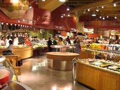 Whole Foods flagship store and corporate headquarters at the center of the galaxy....austin, texas.