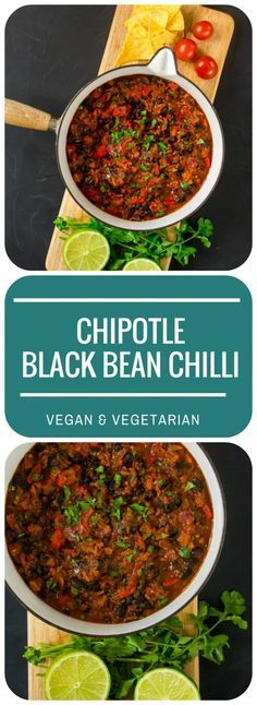 Chipotle Black Bean