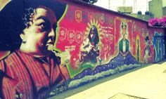 Cool graffiti hunting de México DF en @Jorge Martinez Martinez Villagómez / graffiti  en destrucción