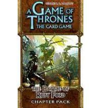 A Game of Thrones Lcg: Battle of Ruby Ford Revised Edition
