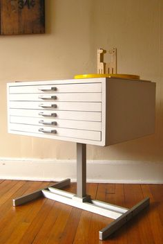 flat file cabinet for my design studio!!!