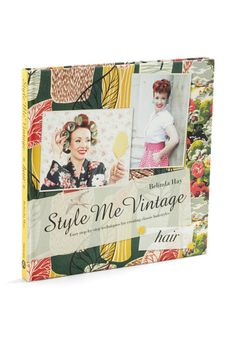 Style Me Vintage: Hair, #ModCloth