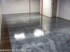 Epoxy Marble Flooring - Bowling Green OH