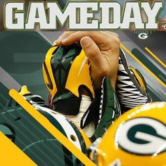 Game Day! Let's Beat The Rams! Go! Pack Go!