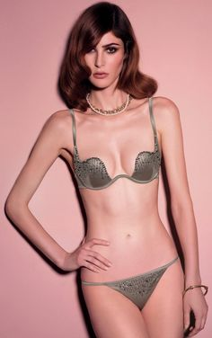 RitrattiLingerie SS2014 Collection