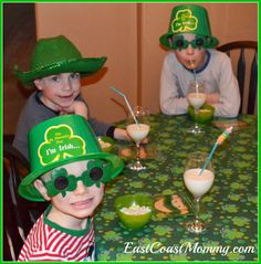 St.Patrick's Day Fun... great family traditions.