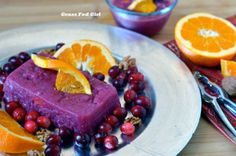 Cranberry Orange Gelatin with Walnuts (Paleo, gluten and dairy free, Gaps, SCD) November 27, 2013 By Caitlin Weeks of Grass Fed Girl