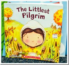 The First Grade Parade: The Littlest Pilgrim, Symmetrical Turkeys, and Scarecrows…OH MY!