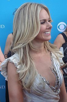 Laura Bell Bundy.   Actress and singer from Lexington, KY