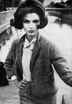 Photographed by William Klein, Vogue 1960