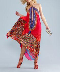 Red Heritage Silk-Bl