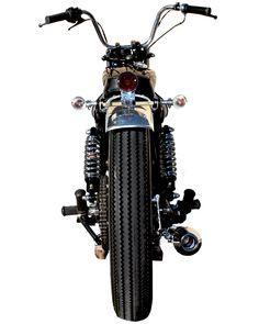 Sweet  #vintage #motorbike #menswear #style   #cafe #racer   www.eff-style.com