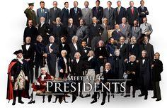 Meet All 44 Presidents