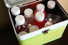 Organizing medicine.