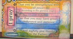 prayer, faith art journal, scripture art, journal pages, bible scriptures, journal bible verses, art tutorials, medium, scripture journal