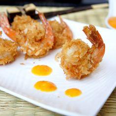 Curried Coconut Shrimp