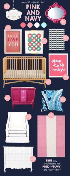 Lay Baby Lay: pink