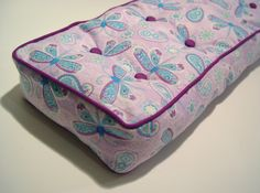 Doll Mattress - how to make one for any size doll bed