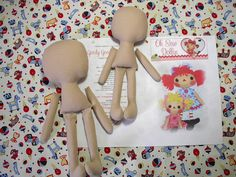 Free Fabric Doll Patterns | By Hook, By Hand: April 2010