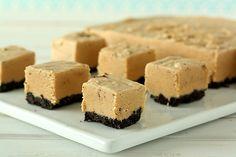 Peanut Butter Oreo Fudge