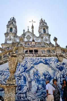 Santuário de Nossa Senhora dos Remédios (Lamego, Portugal) (3) - by  ImageLegacy, Gail at Large