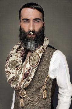 high fashion bohemian couture