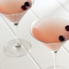 Champagne Cosmopolitan Cocktail Recipe
