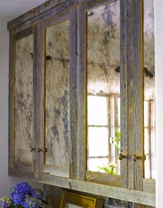 : ANTIQUE MIRRORS for dining room
