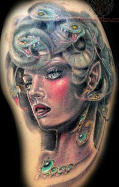 Mythical Creatures Tattoos Designs Ideas 4