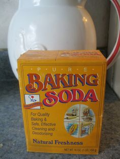 Spring Cleaning With Baking Soda