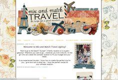 Slightly Askew Designs - Custom Blog Design