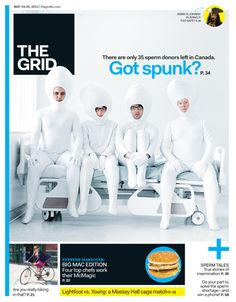 The Grid: May 2011