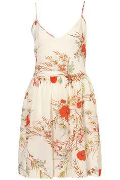 Poppy Skater Dress