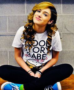 #Chachi #Gonzales #TheBest #Best #Shirt #Cool #Story #Babe #Style #Fashion #Vans #Dancer #Dance #Obsession #Obsessed #IaMmE #RoleModel #WishICouldDanceLikeHer #Hair #Curled #HipHop #Crew #ABDC #MTV #Show