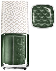 Crocadilly magnetic #nailpolish from #essie. #Kohls
