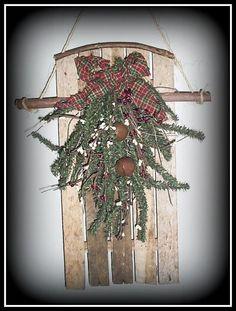 primat christma, christmascraft idea, primit perfect, prim sledsskatesbellsski, sleigh idea, decor idea