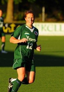 Michelle French- The head coach for the Sounders Women