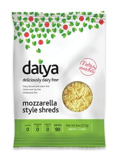 A non-dairy and soy free cheese I just discovered !!  It actually melts, we can have pizza again!  My MSPI kids love it!!!