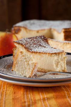 German Quark Cheesecake  Käsekuchen
