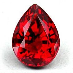 The July Birthstone is:  Ruby