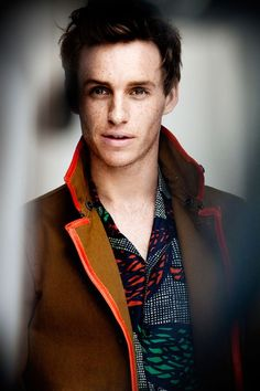 Eddie Redmayne. Something about his eyes, smile, accent...  Adorable!