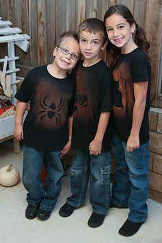 bleach shirts