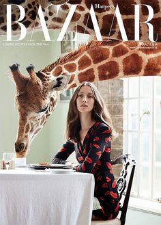 {at this moment | now trending : giraffes are everywhere}