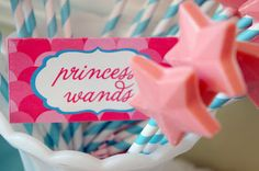Disney Princess Little Mermaid Party by Amy's Party Ideas